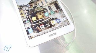 Asus Memo Pad 8 (ME581CL) &amp&#x3B; (ME181C) in Hands-On Videos