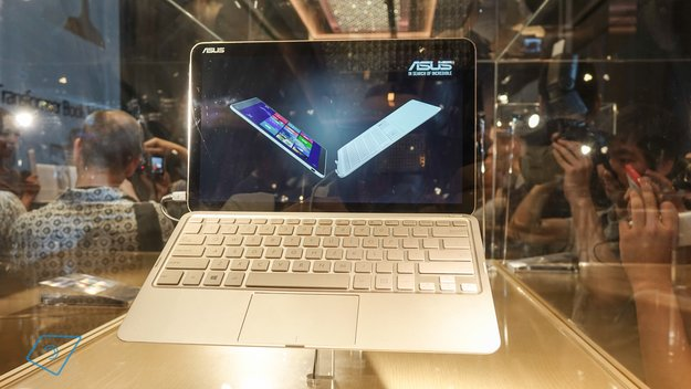 Asus Transformer Book T300 Chi mit Intel Broadwell im Video
