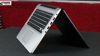 Asus Transformer Book Flip TP300 kann im ersten Test überzeugen
