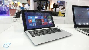 Asus Transformer Book T200 mit 11,6 Zoll im Hands-On Video