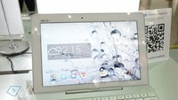 Asus Transformer Pad TF103C in unserem Hands-On Video