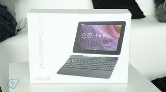 Asus Transformer Pad TF103C im Unboxing und Hands-On Video