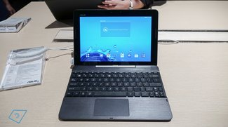 Asus Transformer Pad TF303CL im Hands-On Video
