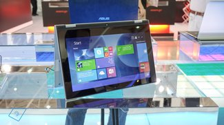 Dell Inspiron 11 3000 Convertible in unserem Hands-On Video