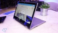 Dell Inspiron 13 7000 Convertible mit Stylus im Hands-On Video