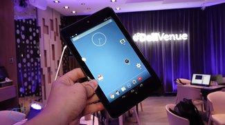 Neue Dell Venue 7 und 8 Tablets in unseren Hands-On Videos