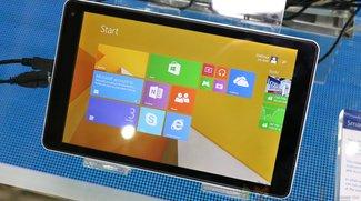 Emdoor-I8080: 8 Zoll Windows 8.1 Tablet für 100 Dollar