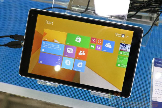 Emdoor-I8080: 8 Zoll Windows 8.1 Tablet für 100 Dollar