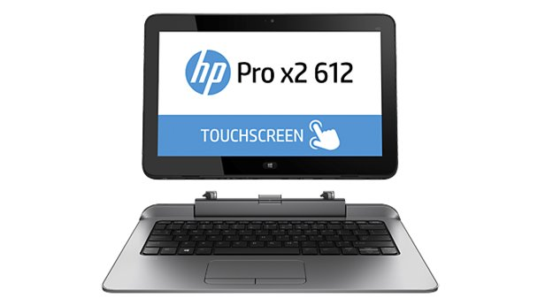 HP Pro x2 612 Detachable im deutschen Hands-On Video