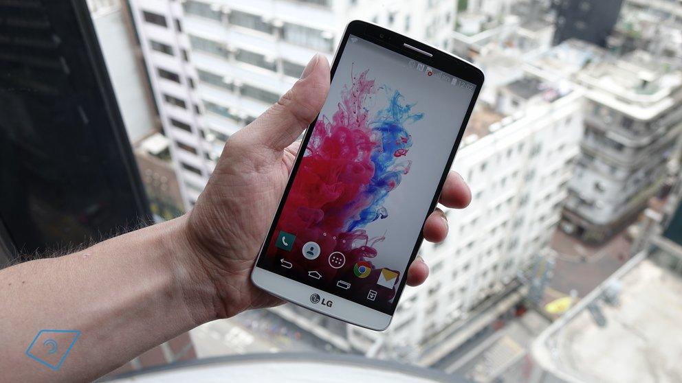 LG G3 bereits ab dem 3. Juli in Deutschland erhältlich