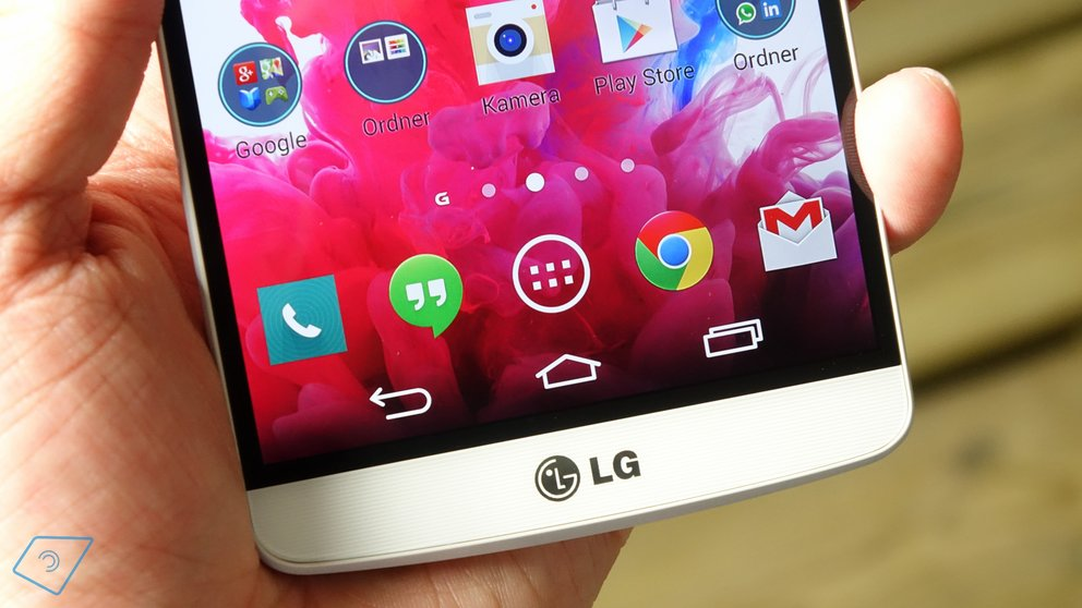 LG G4 mit 5,3 Zoll QHD-Display, Snapdragon 810 &amp&#x3B; 4 GB RAM?