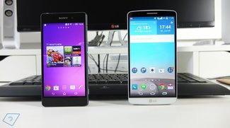 Vergleich: LG G3 vs. Sony Xperia Z2