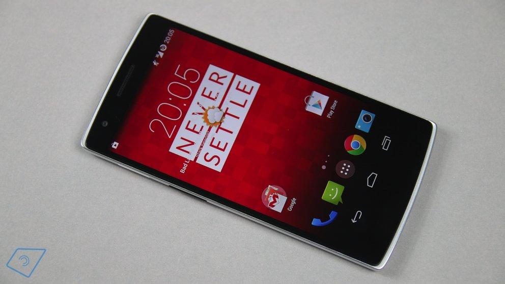OnePlus One: Gelbstich &amp&#x3B; Verfärbungen kein Garantiefall
