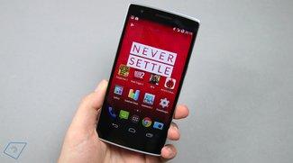 OnePlus One Android 5.1 Update wird wegen OnePlus 2 zurückgestellt