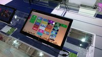 Sharp Merilis: 15,6-Zoll-Tablet mit 3200 x 1800 Pixel im Hands-On Video