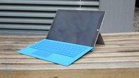 Microsoft Surface Pro 3 mit Core i7, 128 GB & 8 GB RAM eingeführt