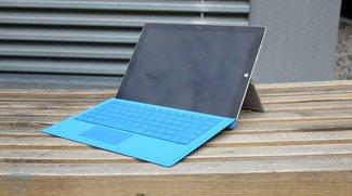 Microsoft Surface Pro 3 mit Core i7, 128 GB &amp&#x3B; 8 GB RAM eingeführt