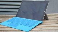 Surface Pro 3 Juli-Update soll WiFi-Probleme lösen, Laufzeit und Performance erhöhen