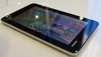 Toshiba Encore 7: Erstes 7 Zoll Windows 8.1 Tablet für 149€ vorgestellt
