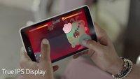 LG veröffentlicht Produkt-Video zu den neuen G Pad Tablets