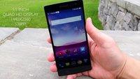 Oppo Find 7 im Unboxing, Hands-On und LG G3 Vergleich