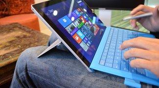 Surface Pro 3 mit Intel Core i3 und i7 erscheint 1 Monat früher