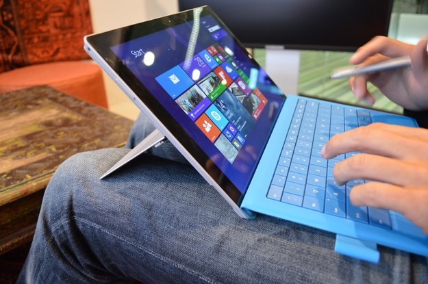 Surface Pro 3 im ersten deutschen Hands-On Video