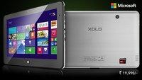Xolo Win Tab: Verkauf des 10.1 Zoll Tablet mit AMD-Prozessor startet