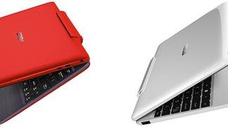 Asus Transformer Book T100 mit neuem Intel Z3775 ab sofort erhältlich