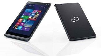 Fujitsu ARROWS Tab Q335/K: 8 Zoll Windows 8.1 Pro Tablet vorgestellt
