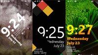 Live Lock Screen App als Beta für Windows Phone 8.1 veröffentlicht