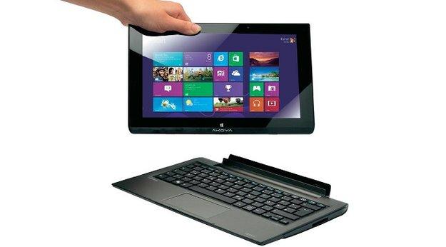 Medion Akoya P2211T (MD 98797) mit Intel Pentium N3530 für 499€