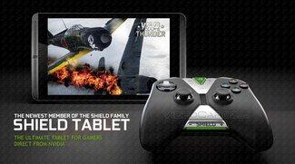 Nvidia Shield Tablet erhält erste exklusive Spiele