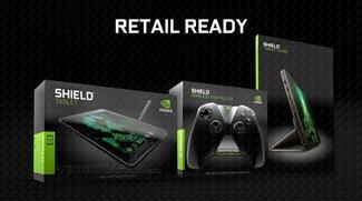 Nvidia Shield Tablet: Technische Daten, Preis, Verfügbarkeit und Controller geleakt