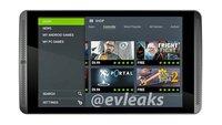 Nvidia Shield Tablet zeigt sich auf erstem Bild