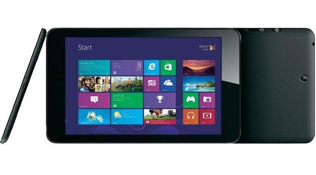 Odys WinTab 8: 8 Zoll Windows 8.1 Tablet für 169€