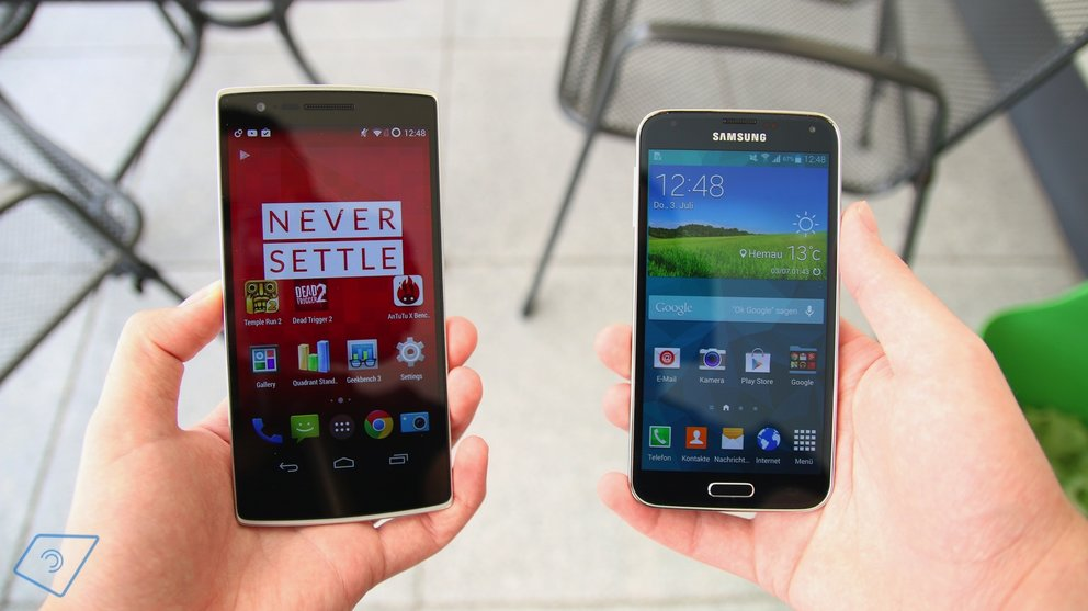 OnePlus One vs. Samsung Galaxy S5_01