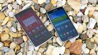 Vergleich: OnePlus One vs. Samsung Galaxy S5
