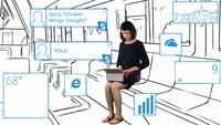Surface Pro 3: Werbespot stellt die Lapability in den Vordergrund