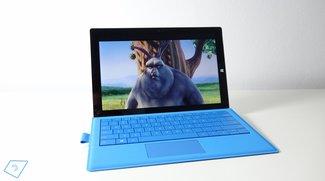 Microsoft: Surface Pro 3 überhitzt nicht - Lösung in Arbeit