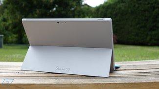 Microsoft Surface: Umsatz steigt um 127% im letzten Quartal