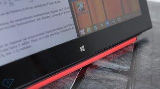 Lenovo ThinkPad 10 Test - Das kleine Office-Tablet