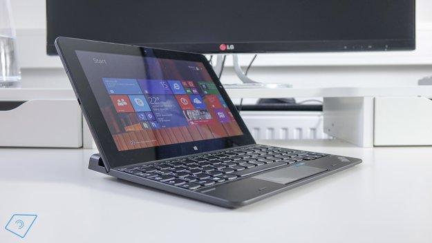 Lenovo ThinkPad 10 mit Zubehör im Unboxing &amp&#x3B; Hands-On Video