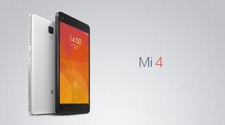 Xiaomi Mi4 mit 5 Zoll und Snapdragon 801 offiziell vorgestellt