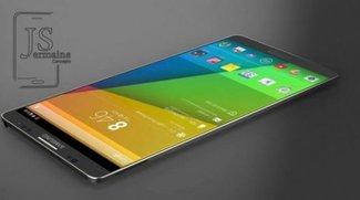 Galaxy Note 4: Flexibles Display, Metall-Gehäuse und weitere Innovationen geplant?