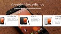 Google entfernt diverse Play Editionen aus dem Store