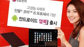 LG Tab Book: 11,6-Zoll-Slider mit Intel Core i5 und Android vorgestellt