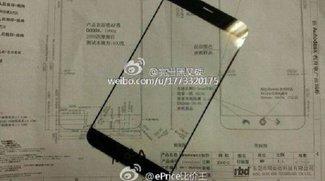Meizu MX4 Front mit 1,1 mm dünnem Rahmen auf neuen Fotos