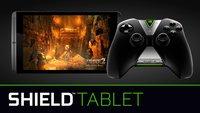 Nvidia Shield Tablet: Verkaufsstart am 14. August in Deutschland