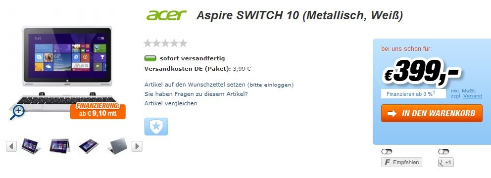 switch 10 hdd